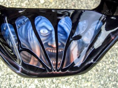 Hellbike Detail IV